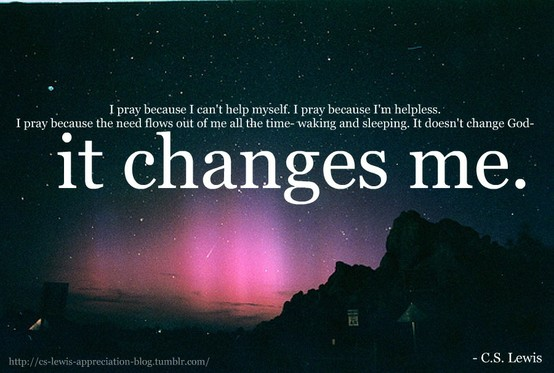 Image result for prayer about change