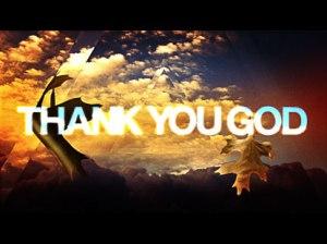 thankyougod