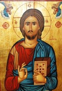 Jesus Icon'