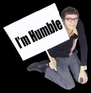 false-humility