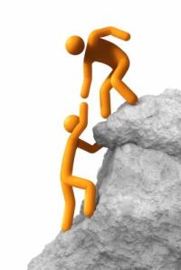 Helping-Mentor